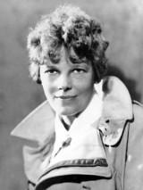 Amelia Earhart: aviação emoda
