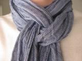 Como usar: cachecol, lenço, echarpe eafins