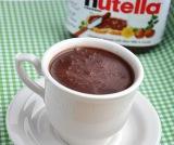 Chocolate Quente comNutella