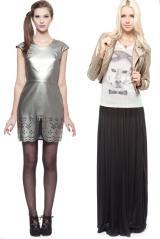 Couro e metal: moda para oinverno