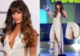 Celebridade:Lea Michele arrisca novamente e quase mostrademais