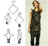 Moda: Um lenço, uma blusa, muitoestilo!