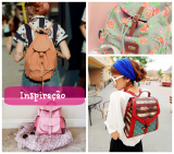 Mochilas: carregue a moda nas costas!